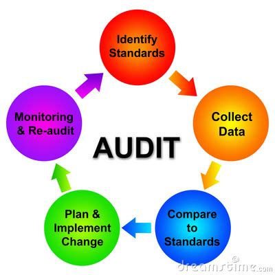 Writing an audit report